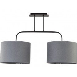 Lampa wisząca ALICE II gray 6817 NOWODVORSKI