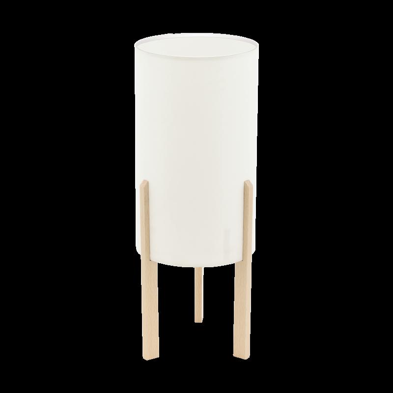 Lampa stołowa CAMPODINO 97891 beżowy EGLO