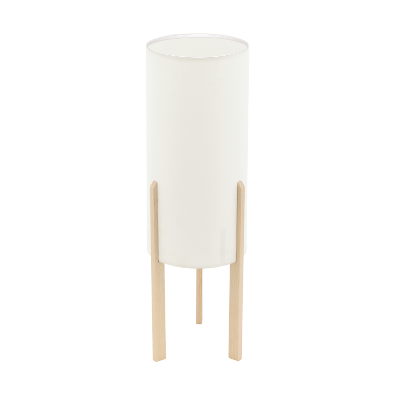Lampa stołowa CAMPODINO 97892 beżowy EGLO