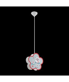 Lampa wisząca LALELU 97706 wielokolorowy EGLO