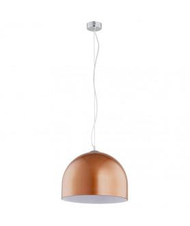 Lampa wisząca HUGO 3744 różowe złoto ARGON
