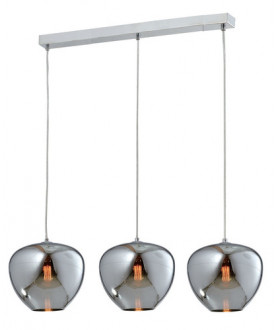 Lampa wisząca AURA 3A CR MD12105-3CR-A chrom AUHILON