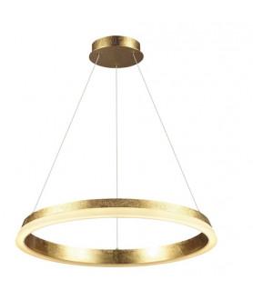 Lampa wisząca GOLDEN I  P8513-1L złoty AUHILON