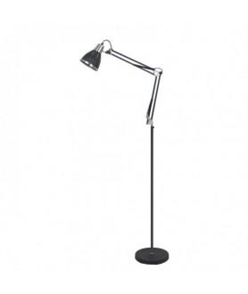 Lampa podłogowa REMIRO ML-HN3047 BL+S.NICK czarny ITALUX