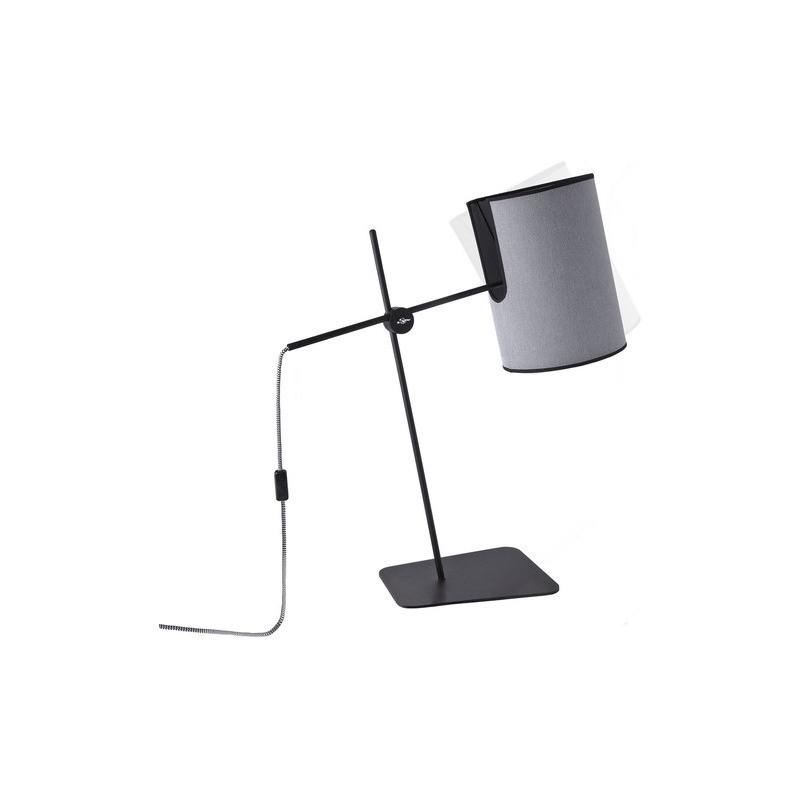 Lampa biurkowa ALICE I gray 6814 NOWODVORSKI