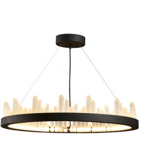 Lampa wisząca MANHATTAN NewCry-4 czarny COPPETELION