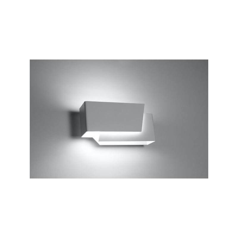 Kinkiet PIEGARE SL.0394 biały SOLLUX