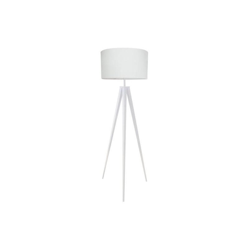 Lampa podłogowa MARESCA TS-170429F-WH biały ZUMA LINE