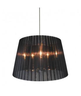 Lampa wisząca BLOIS P16194-BK czarny ZUMA LINE