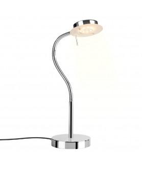 Lampa stołowa SERGIO 14131008L chrom ITALUX