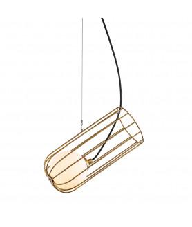 Lampa wisząca COCO MDM-3941/1 GD złoty ITALUX