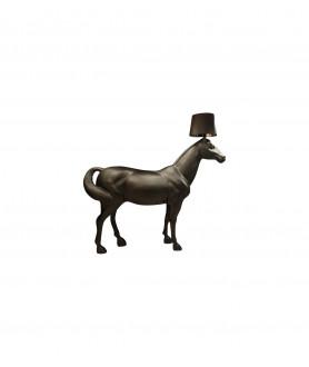 Lampa podłogowa HORSE 1 UP XCF2236.G czarny KING HOME