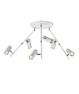 Plafon ROMA LED 105588 biały MARKSLOJD
