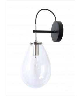 Kinkiet FONDI LP-1214/1W przeźroczysty LIGHT PRESTIGE