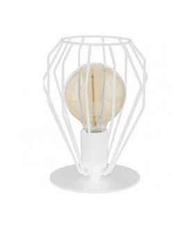 Lampa stołowa BRYLANT WHITE 3030T biały TK LIGHTING