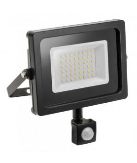 Naświetlacz LED 30W IP65 czarny zewnętrzny