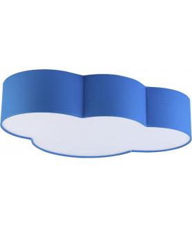 Plafon CLOUD 1534T niebieski TK LIGHTING