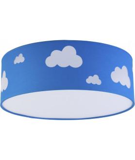 Plafon SKY 2423T niebieski TK LIGHTING