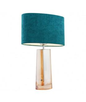 Lampa stołowa PRATO 3842 turkusowy ARGON