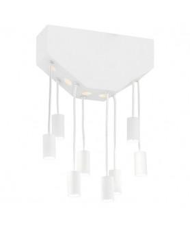 Lampa wisząca BABILON 5019 biały ARGON