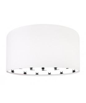 Lampa wisząca CZARNE KOCIAKI 030-264 biały/czarny MACO DESIGN