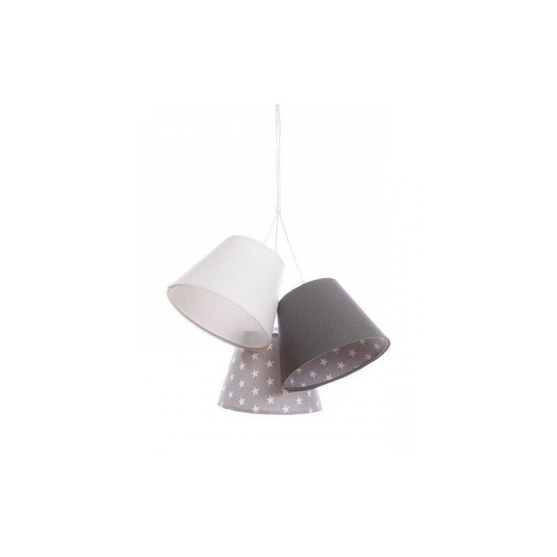 Lampa wisząca KSENIA 070-080 szary MACO DESIGN