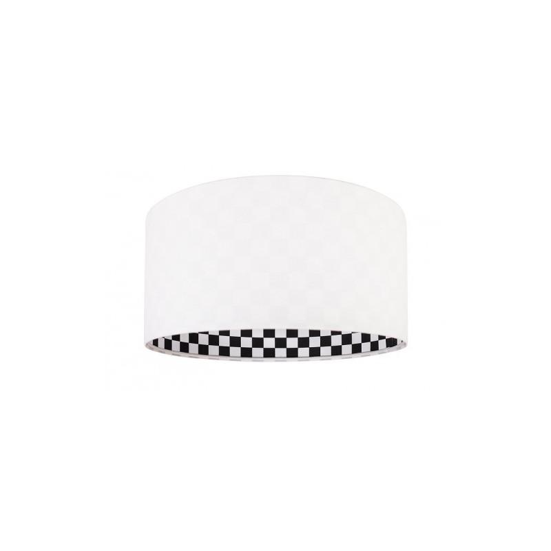 Lampa wisząca ALISA 020-079 biały/czarny MACO DESIGN