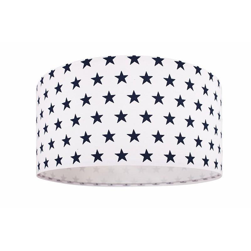 Lampa wisząca AURORA 040-074 biały/granatowy MACO DESIGN