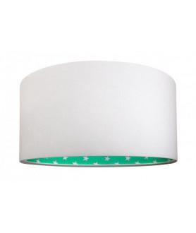 Lampa wisząca BELLA 020-081 biały/zielony MACO DESIGN