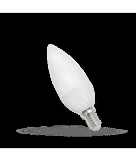 Żarówka E14 LED 6W barwa neutralna