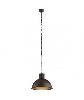 Lampa wisząca EUFRAT 3232 miedziany ARGON