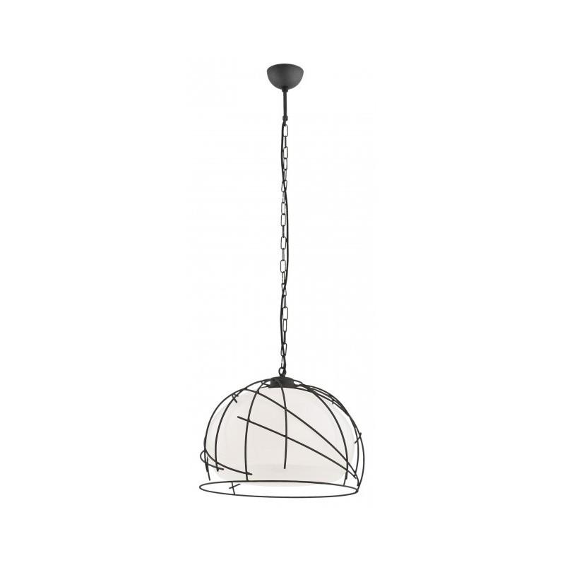 Lampa wisząca MONDEGO 3165 czarny/biały ARGON