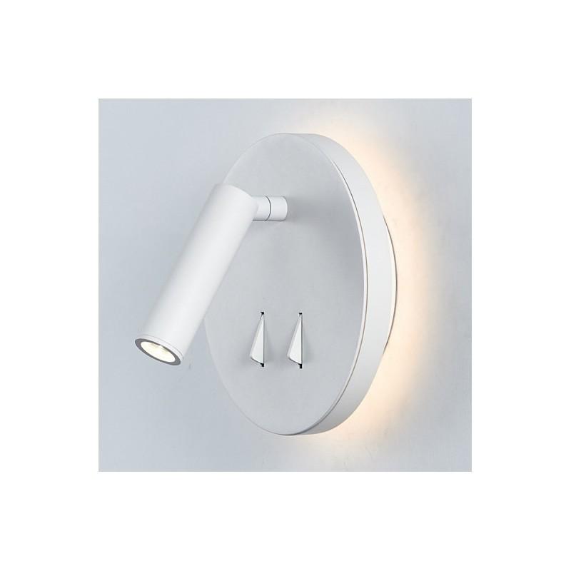Lampa nocna NEMO SP.7348-02A-WH biały ITALUX