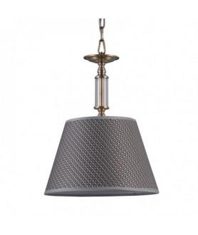 Lampa wisząca ZANOBI PND-43272-1 brąz antyczny ITALUX