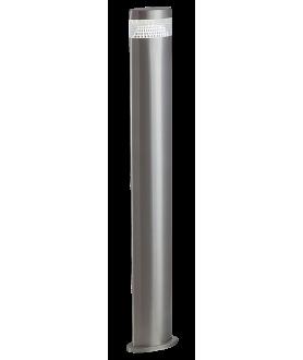 Lampa stojąca Detroit 8144 LED 6W stal nierdzewna RABALUX