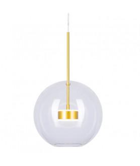 Lampa wisząca BUBBLES ST-0801-1 złota STEP INTO DESIGN