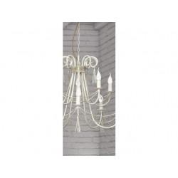 Lampa wisząca TWIST white V 4984 NOWODVORSKI