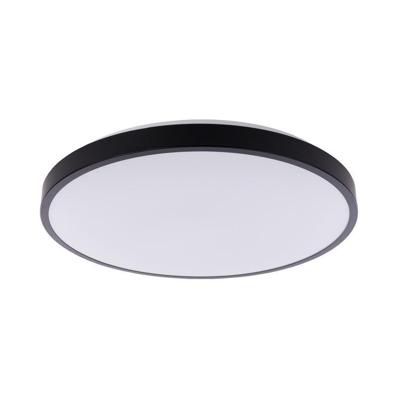 Plafon AGNES ROUND LED BLACK 22W 9161 czarny NOWODVORSKI