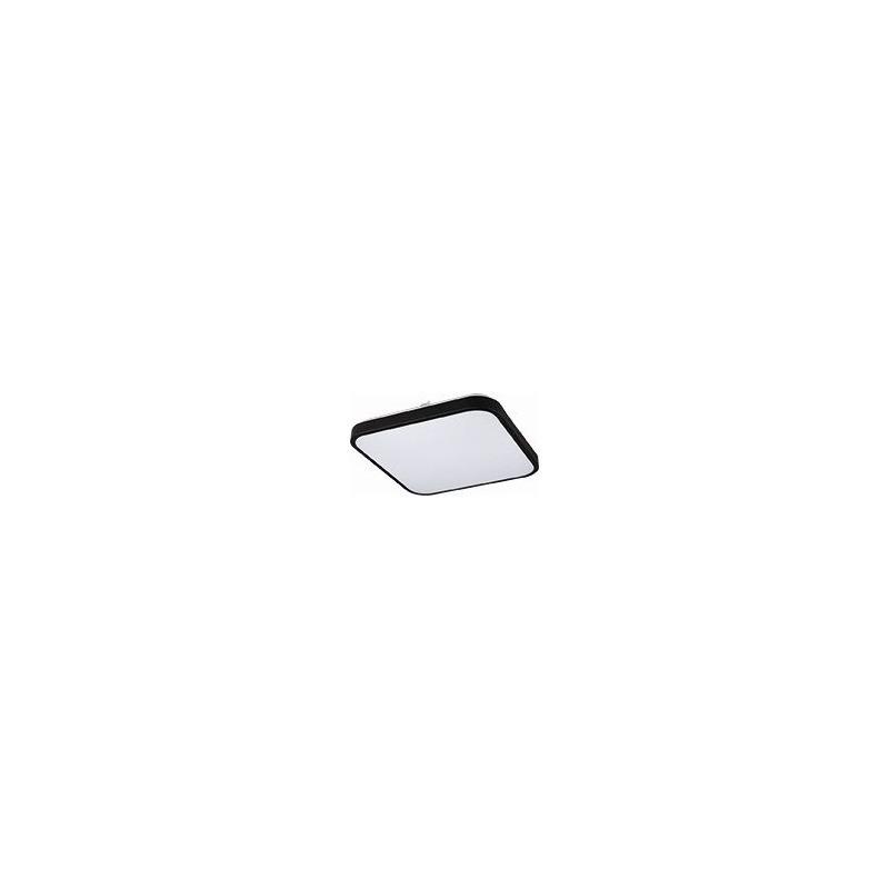 Plafon AGNES SQUARE LED BLACK 16W 9167 czarny NOWODVORSKI