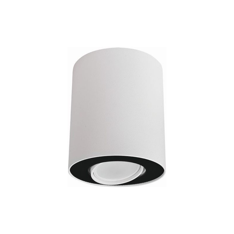Plafon SET WHITE/BLACK 8898 biały czarny NOWODVORSKI