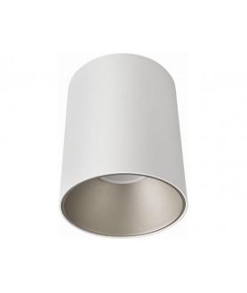 Plafon EYE TONE WHITE/SILVER 8928 biały srebrny NOWODVORSKI