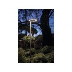 Lampa uliczna słupek ogrodowy POLE LED grafitowy 9185  Nowodvorski
