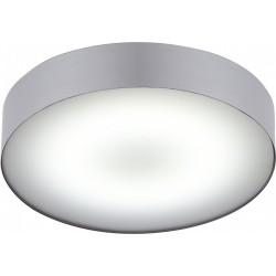 Plafon łazienkowy IP44 nowoczesny srebrny ARENA LED silver 6771 NOWODVORSKI