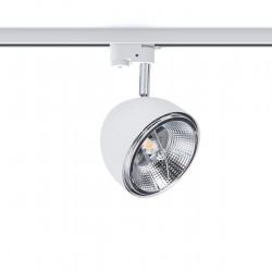 Lampa reflektor do szynoprzewodu PROFILE VESPA WHITE 8824 BIAŁY NOWODVORSKI