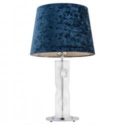 Lampa stołowa NANCY 3843 granatowy ARGON