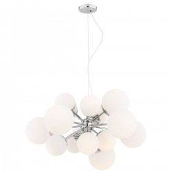 Lampa wisząca SATELITE 5021 biała ARGON
