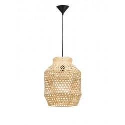 Lampa wisząca w stylu balijskim boho MAI CL9858659 ratan naturalny