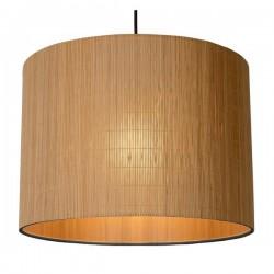 Lampa wisząca w stylu balijskim boho MAGIUS 03429/42/30 drewno jasne LUCIDE