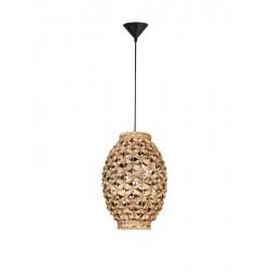 Lampa wisząca w stylu balijskim boho GRYF CL9858748 hiacynt wodny