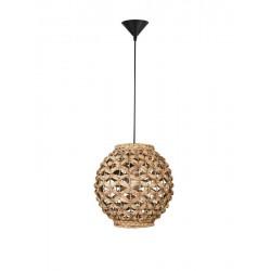 Lampa wisząca w stylu balijskim boho GRYF CL9858720 hiacynt wodny